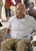 Locke in Wheelchair