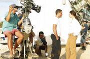 Pilote tournage