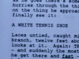 Whiteshoe - script