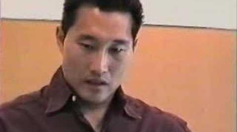 Lost - Audition Tapes (Daniel Dae Kim)