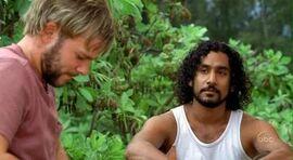 SayidCharlieaide