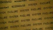 SystemFailurePrintOut
