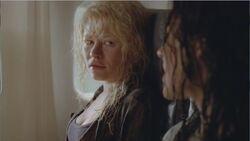 Claire quitte île
