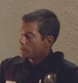 6x16 LAPD cop