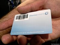 Dharma IDcard
