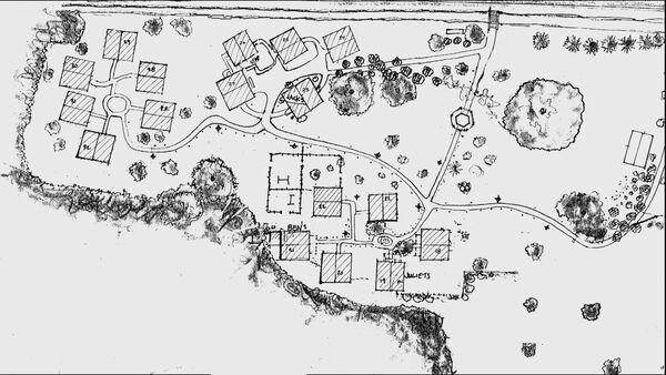 Barracks-detail