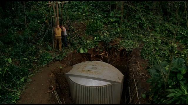 Dharma Initiative Escape Room