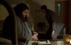 Jack visita Hurley no hospital