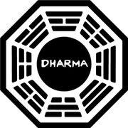 ДХАРМАглавный логотип