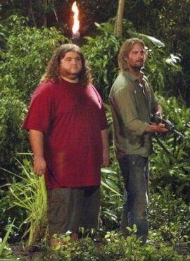 Hurley Sawyer 4x01