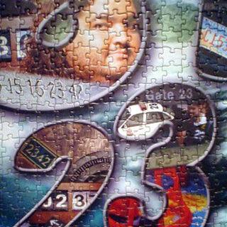 Parte central inferior do quebra-cabeça 3.