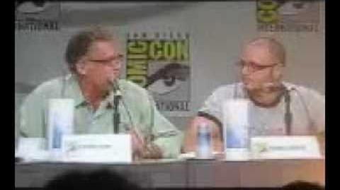 Comic Con '08 LOST Panel Part 1