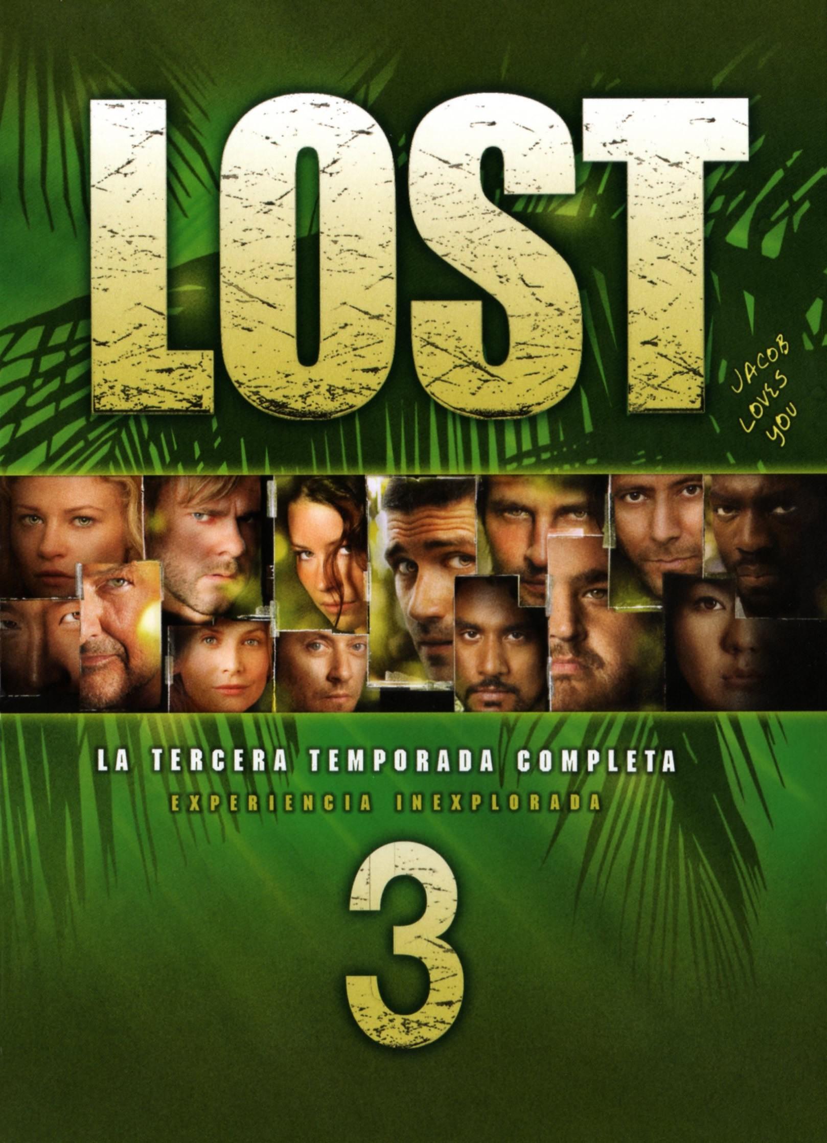 Lost: la tercera temporada completa (DVD, región 4) | ES - Lostpedia ...