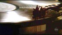 Turntable cartridge