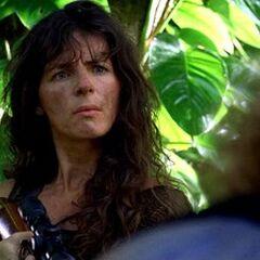 Hurley encontra Danielle