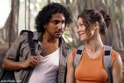 1x02Kate&Sayid
