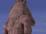 Estatua de Tueris