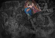 Mural - Woman