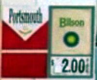 Logo cigarettes