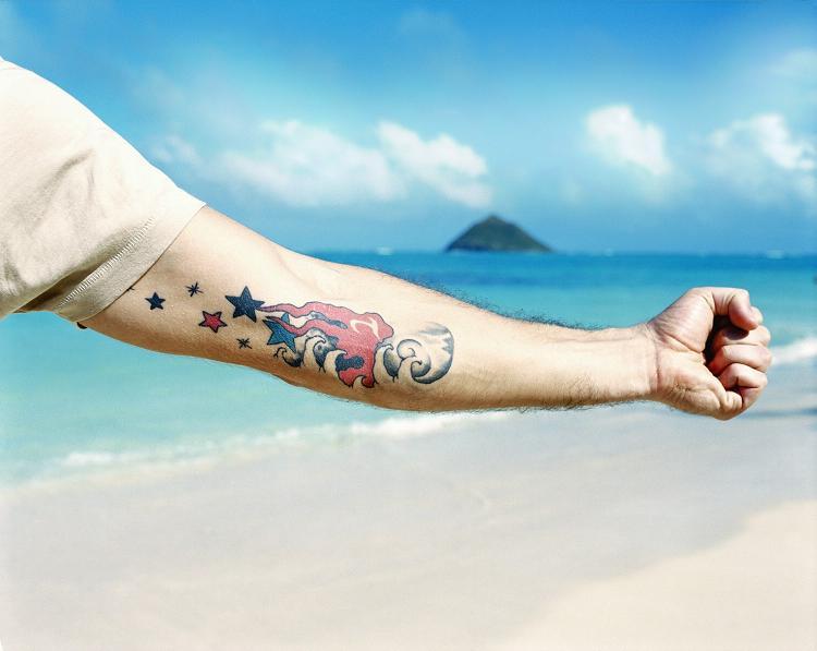 Jacks Tattoos Lostpedia Fandom Powered By Wikia