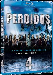 Blu-ray Perdidos T4