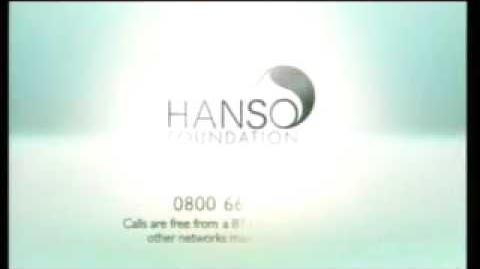 Hanso Foundation Commercial - UK Version