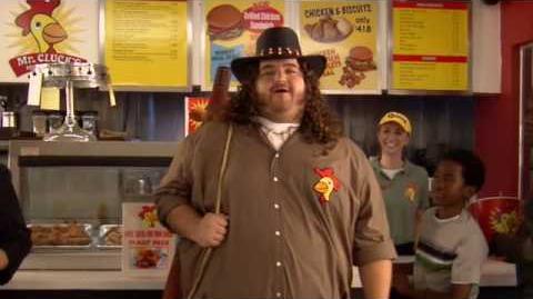 Mr. Cluck's - Hurley's New Chicken Shack!