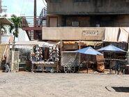 Tournage4x09 Villagearabe1