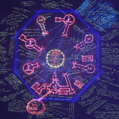 Versão completa da Porta de Segurança do DVD da Segunda temporada