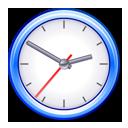 Nuvola clock
