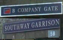 Logo Southway Garrison