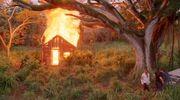 Cabin burn