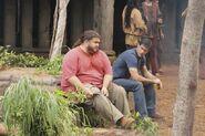 Hurley et Jack (6x05)