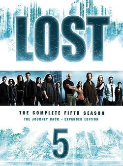 Lost S5 DVD amazon
