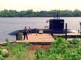 Submarino de Charles Widmore