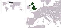 UK Lage