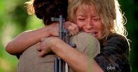 6х08 Клэр плачет