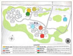 Baracken-Karte