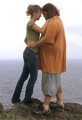 Libby kiss Hurley 2x18