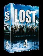 LOST saison 4 (DVD)