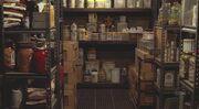 Food storage 2x2