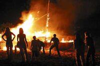 Raft-Burning
