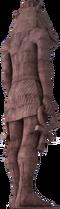Statueblank