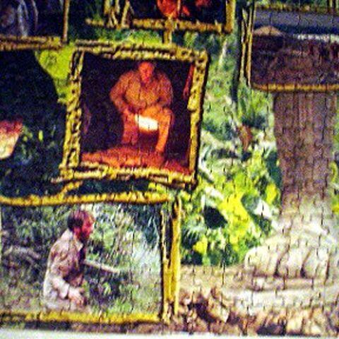 Parte esquerda inferior do quebra-cabeça 2.