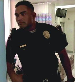 6x03 Officer Westly