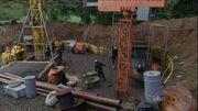 Budowa Łabędzia