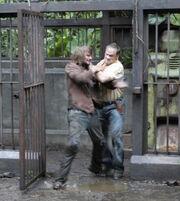 Danny Sawyer cage 3x04