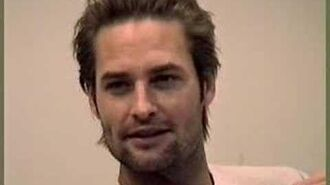 Josh holloway audition tape