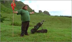 Hurleys Golfplatz