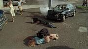 Claire accident